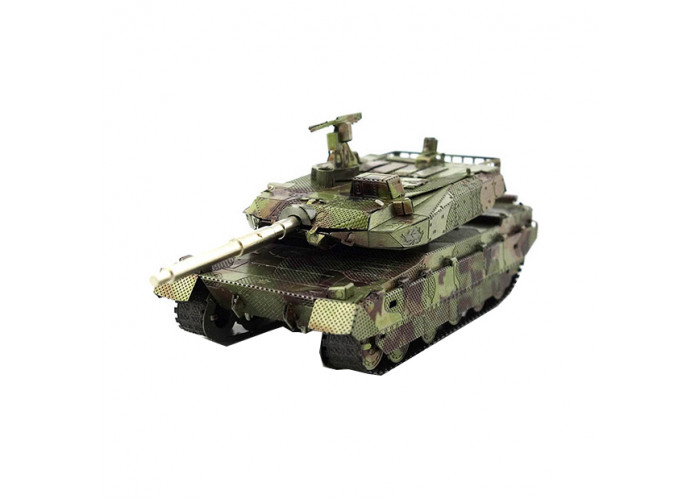 3D пазл Боевой танк Тип 10