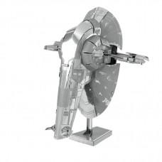 3Д пазл космический корабль Slave-1
