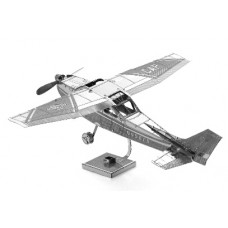 3Д пазл самолет FMS Cessna 182-AT Red