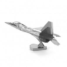 3Д пазл истребитель F-22 «Раптор»