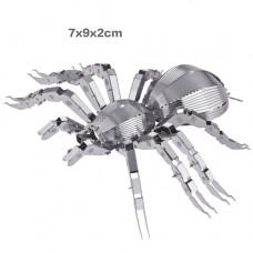 3Д пазл из металла Паук