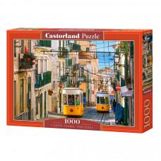 Пазл Castorland Лиссабонские трамваи 1000 эл.