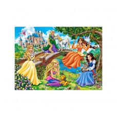 Пазл Castorland Принцессы в саду 180 эл.