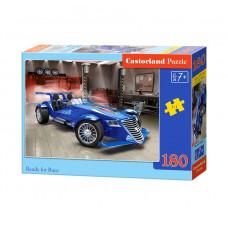 Пазл Castorland Синий автомобиль 180 эл.