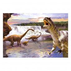 Пазл Castorland Динозавры 260 эл.