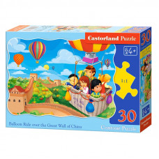 Пазл Castorland Воздушный шар 30 эл.