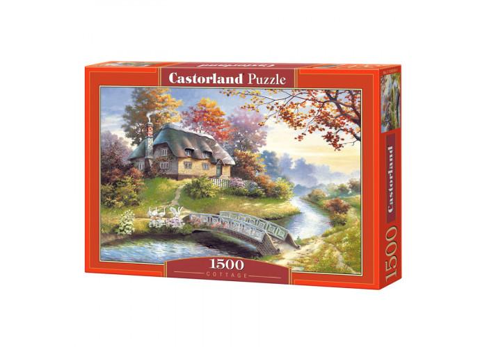 Пазл Castorland Сказочный домик 1500 эл.