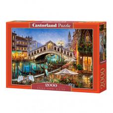 Пазл Castorland Гранд канал 2000 эл.