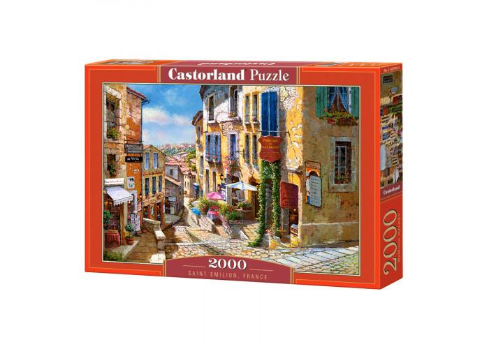 Пазл Castorland Сент-Эмильон, Франция 2000 эл.