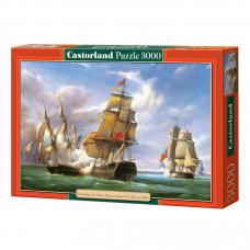 Пазл Castorland Морское сражение 3000 эл.