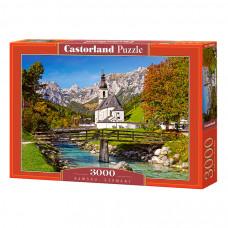 Пазл Castorland Рамзау, Германия 3000 эл.