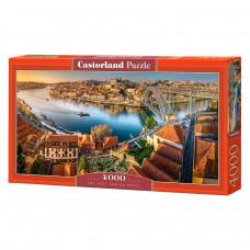 Пазл Castorland Закат на Порту 4000 эл.