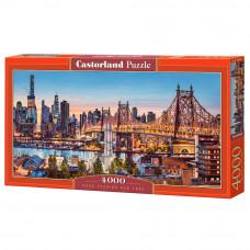 Пазл Castorland Вечер в Нью-Йорке 4000 эл.