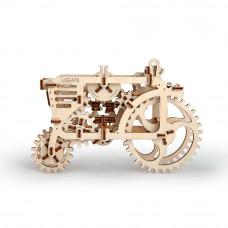 3D пазл Трактор механический
