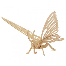 3D пазл Бабочка